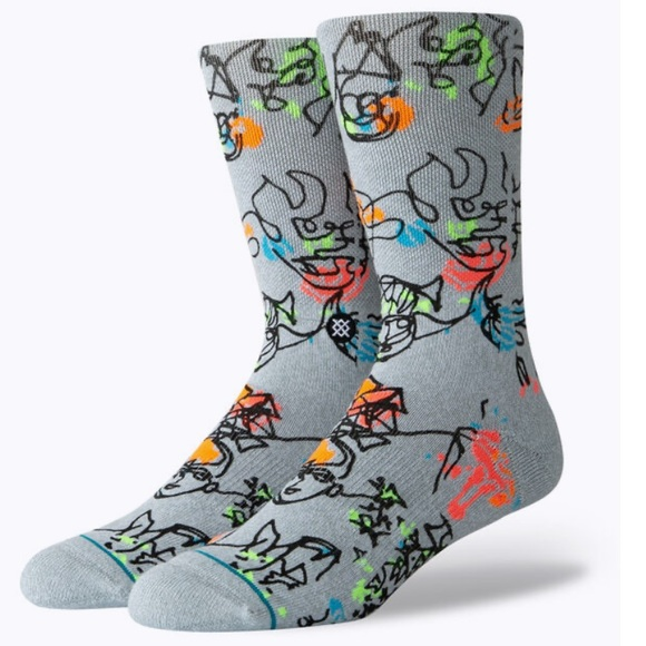 Stance Other - Stance Electric Slide Crew Height Sock